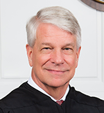 Judge Barry W. Ashe
